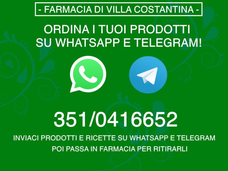 whatsapp e telegram2